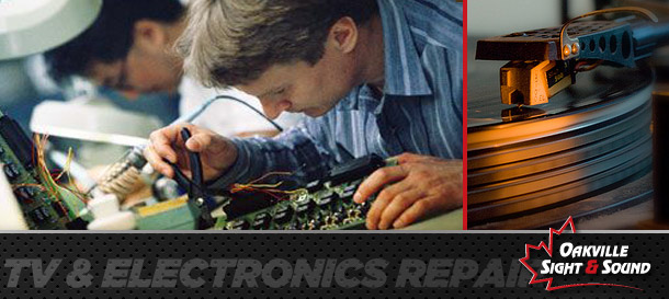 TV & Electronics Repair – rediscovering the fountain of youth